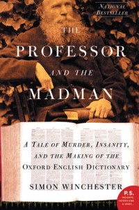 Cover Professor and the Madman