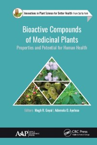 Cover Bioactive Compounds of Medicinal Plants