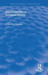 Cover Czechoslovakia in European History