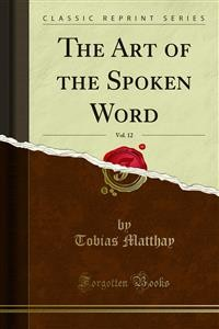 Cover The Art of the Spoken Word
