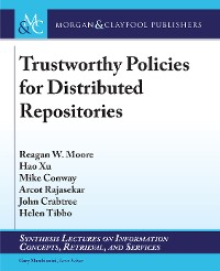 Cover Trustworthy Policies for Distributed Repositories