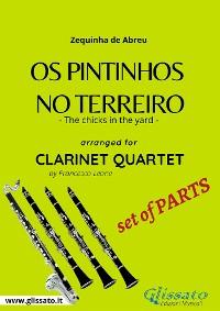 Cover Os Pintinhos no Terreiro - Clarinet Quartet (set of Parts)