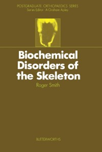 Cover Biochemical Disorders of the Skeleton