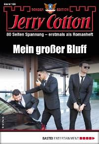 Cover Jerry Cotton Sonder-Edition 120 - Krimi-Serie