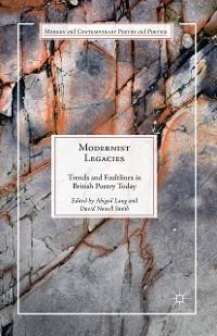 Cover Modernist Legacies