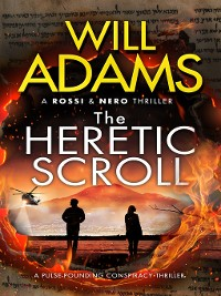 Cover The Heretic Scroll