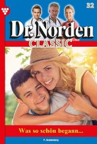 Cover Dr. Norden Classic 32 – Arztroman