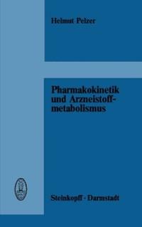 Cover Pharmakokinetik und Arzneistoffmetabolismus