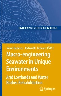 Cover Macro-engineering Seawater in Unique Environments