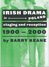 Cover Irish Drama in Poland