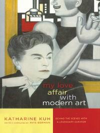 Cover My Love Affair with Modern Art