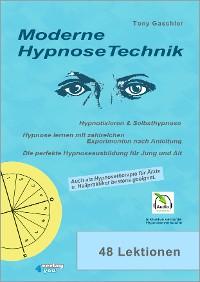 Cover Moderne Hypnosetechnik