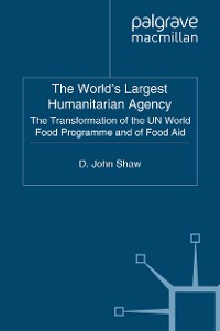 Cover The World's Largest Humanitarian Agency
