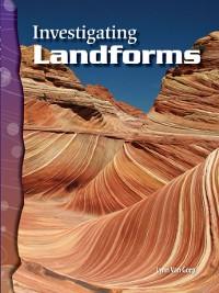 Cover Investigating Landforms