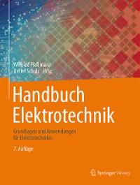 Cover Handbuch Elektrotechnik