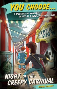 Cover You Choose 5: Night of the Creepy Carnival