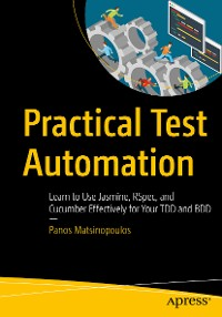 Cover Practical Test Automation