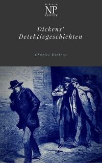 Cover Dickens' Detektivgeschichten