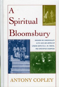 Cover A Spiritual Bloomsbury