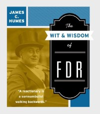 Cover Wit & Wisdom of FDR