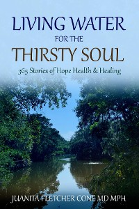 Cover LIVING WATER FOR THE THIRSTY SOUL