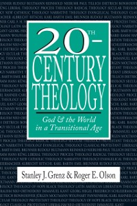Cover 20th-Century Theology