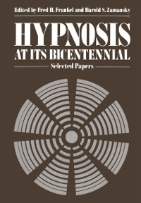Cover Hypnosis at its Bicentennial