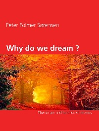 Cover Why do we dream ?