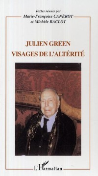 Cover Julien green visage de l'alterite