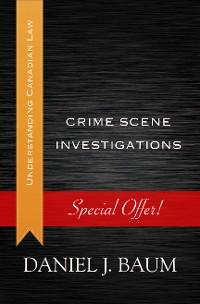 Cover Crime Scene Investigations