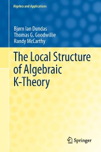 Cover The Local Structure of Algebraic K-Theory