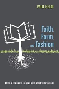 Cover Faith, Form, and Fashion
