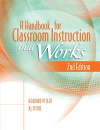 Cover Handbook for Classroom Instruction That Works