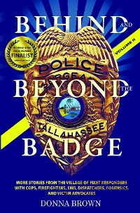 Cover Behind and Beyond  the Badge - Volume II