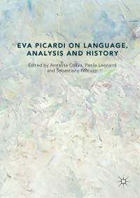 Cover Eva Picardi on Language, Analysis and History
