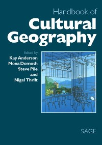 Cover Handbook of Cultural Geography