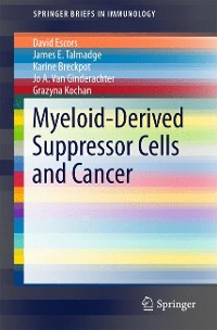 Cover Myeloid-Derived Suppressor Cells and Cancer