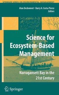 Cover Science of Ecosystem-based Management