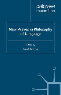 Cover New Waves in Philosophy of Language