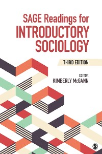Cover SAGE Readings for Introductory Sociology