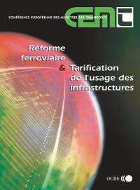 Cover Reforme ferroviaire et tarification de l'usage des infrastructures