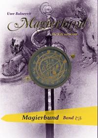 Cover Magierbund Band 1-3