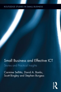 Cover Small Businesses and Effective ICT