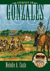 Cover Journey to Gonzales