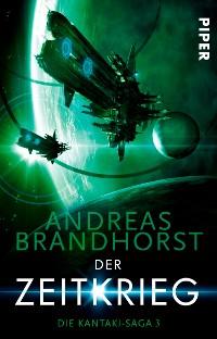 Cover Der Zeitkrieg