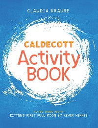 Cover Caldecott Activity Book
