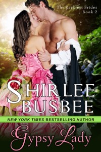Cover Gypsy Lady (The Reckless Brides, Book 2)
