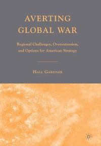 Cover Averting Global War