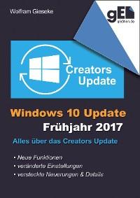 Cover Windows 10 Update - Frühjahr 2017