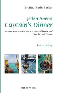 Cover Jeden Abend Captain's Dinner